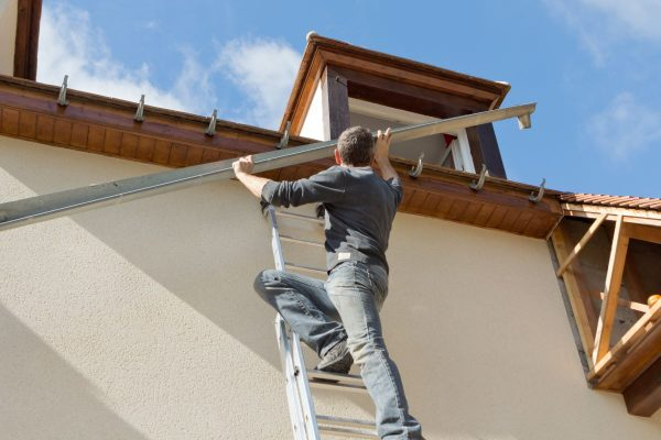 Gutter Replacement in Galvin, WA