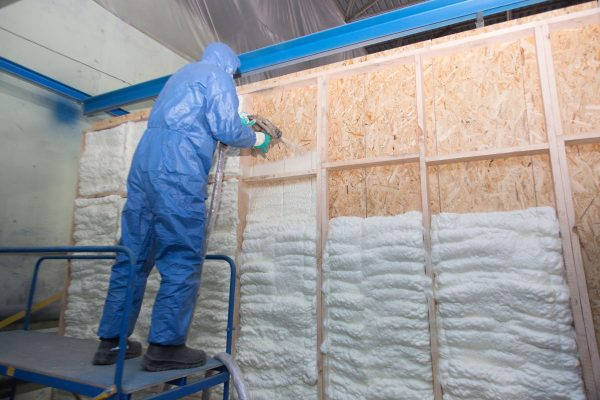 Spray Foam Insulation Contractor in Galvin, WA